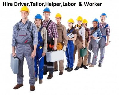 Find Any Candidates at Theincircle.com and #Hire Driver,Tailor,machine Operator,Maid,Cook,Electricians or any Unskilled,misdkilled worker #free