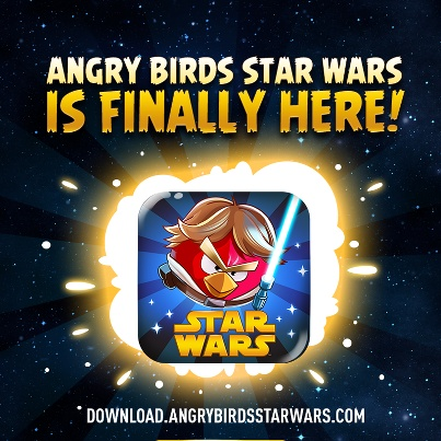 Best Angry Birds Star Wars Images On Pinterest Star Wars - Famous logos redesigned as angry birds characters