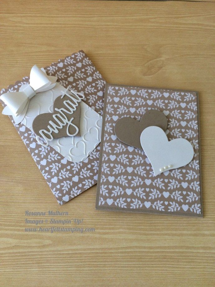 wedding gift card holders%0A Wedding gift card or money holder  Stampin Up