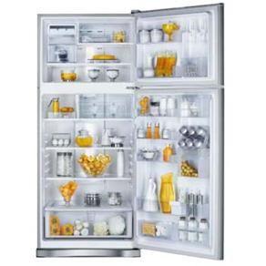 Refrigerador Electrolux Frost Free Duplex Infinity DF80X - 553 L - Inox