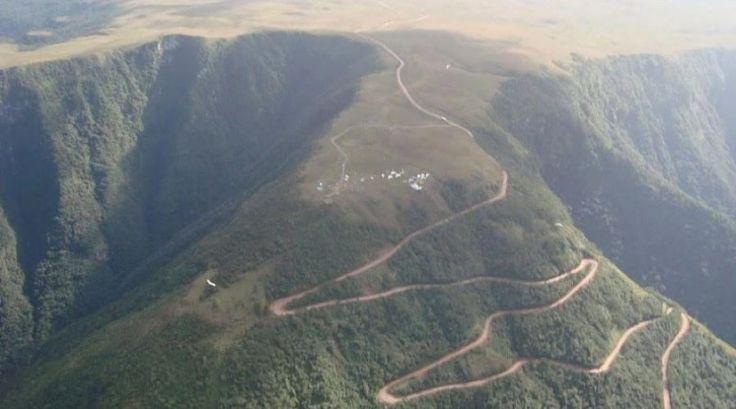 Leouve - Serra da Rocinha será bloqueada por seis meses