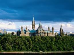 The Parliament Buildings (Federal Gov't) Ottawa, Ontario, Canada About 60 miles from Renfrew!