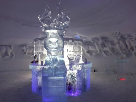 Kirkenes Snow Hotel - Norway : World's Coolest Ice Hotels : TravelChannel.com