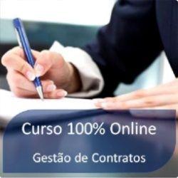 Curso Online Gestão de Contratos Administrativos