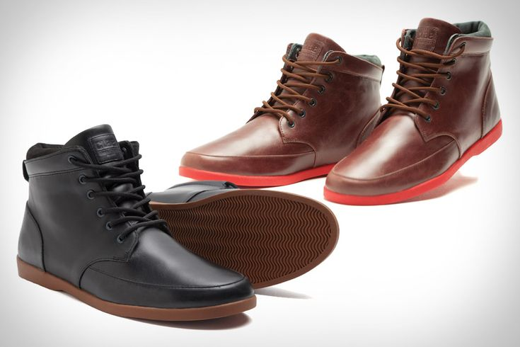 Clae Hamilton Shoe's look awesome; classic and hip, with a clean, elegant style.