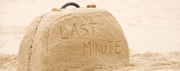 How to Avoid the Pitfalls of Booking a Last-minute Holiday - 2point4 Travel