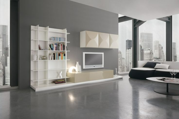 A renewed vision of design that combines the modularity of the product to new projects sought after uniqueness. Exential proposes forms designed to enrich and make your space a harmonious home timeless. http://www.spar.it/sp/it/arredamento/living-x50.3sp?cts=giorno_exential