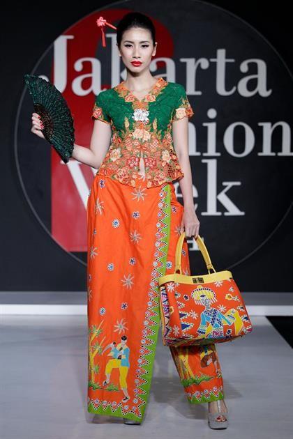 Rumah Betawi - Jakarta Fashion Week 2014