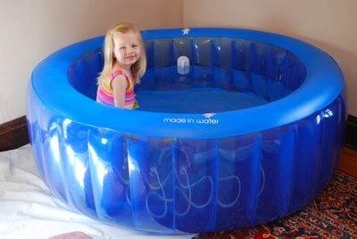 Tips on using the La Bassine Birth Pool