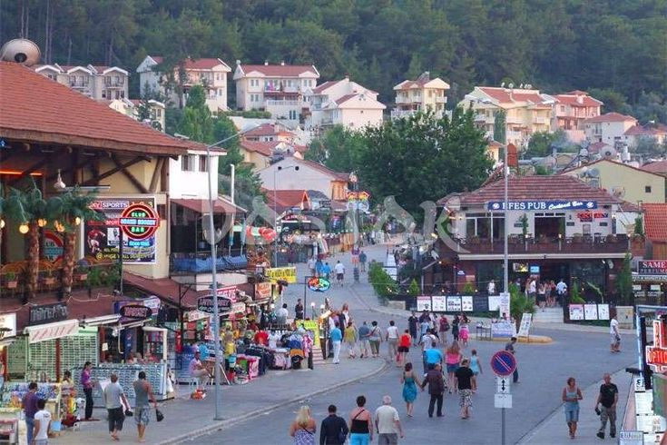 Cheap Hisaronu Oludeniz Holidays & Resort in Turkey http://www.traveltofethiye.co.uk/explore/attractions/hisaronu/