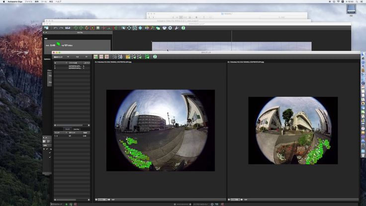 How to create 360 VR with Autopano Video with Entaniya Fisheye 220