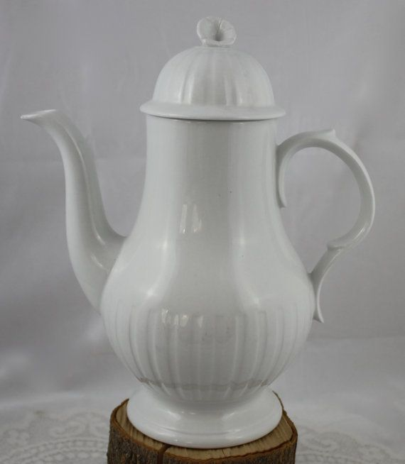 Milky White Traditional Ironstone LEEDS Alfred by home621goods