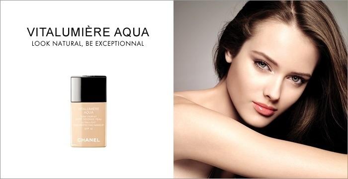 1)  Chanel vita lumiere aqua: Makeup Inspiration, Vita Lumier, Lumier Aqua, Chanel Vita, Beautiful Innovation, Beautiful Products