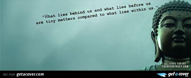buddha quotes | Buddha sayings Facebook cover | FB cover photo - 3004 | getacover.com