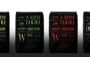 Steven Heller talks with Andrea Indini about Garofalo's new vibrant flour packaging.