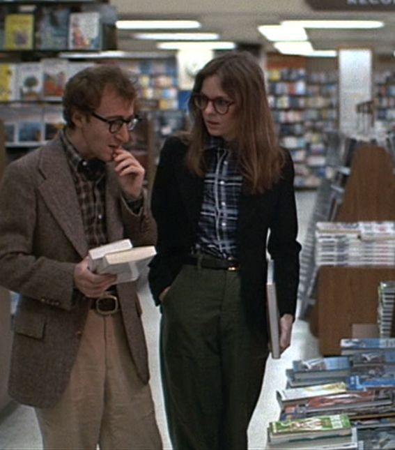 Annie Hall. Still a relevant relationship movie, charming and smart.