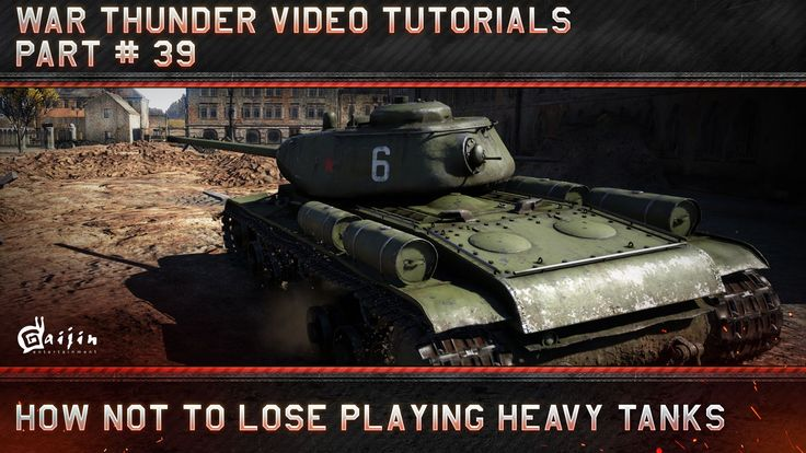 FarCry 5 Gamer  How not to lose #playing #Heavy #Tanks - #War #Thunder #Video #Tutorials   Impressive firepower and armour is a great asset, but it doesn't win the #war alone. We'll show you what keep in mind when driving a #heavy. Register now and play for free:   Other episodes can be found here:   Follow #War #Thunder on Social Media: Site:   Twitter:  Facebook:  Forum:  G+:    http://farcry5gamer.com/how-not-to-lose-playing-heavy-tanks-war-thunder-video-tutorials/
