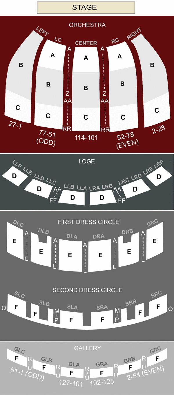 Rogers arena seating plan related keywords amp suggestions rogers - Fabulous Fox Theater Seating Chart