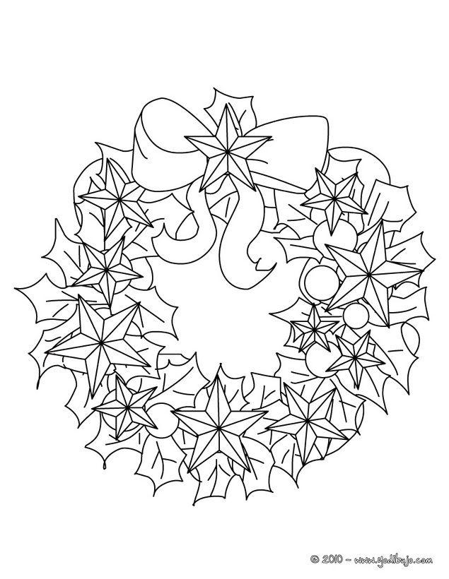 21 Best Icolor Quot Wreaths Quot Images On Pinterest Coloring