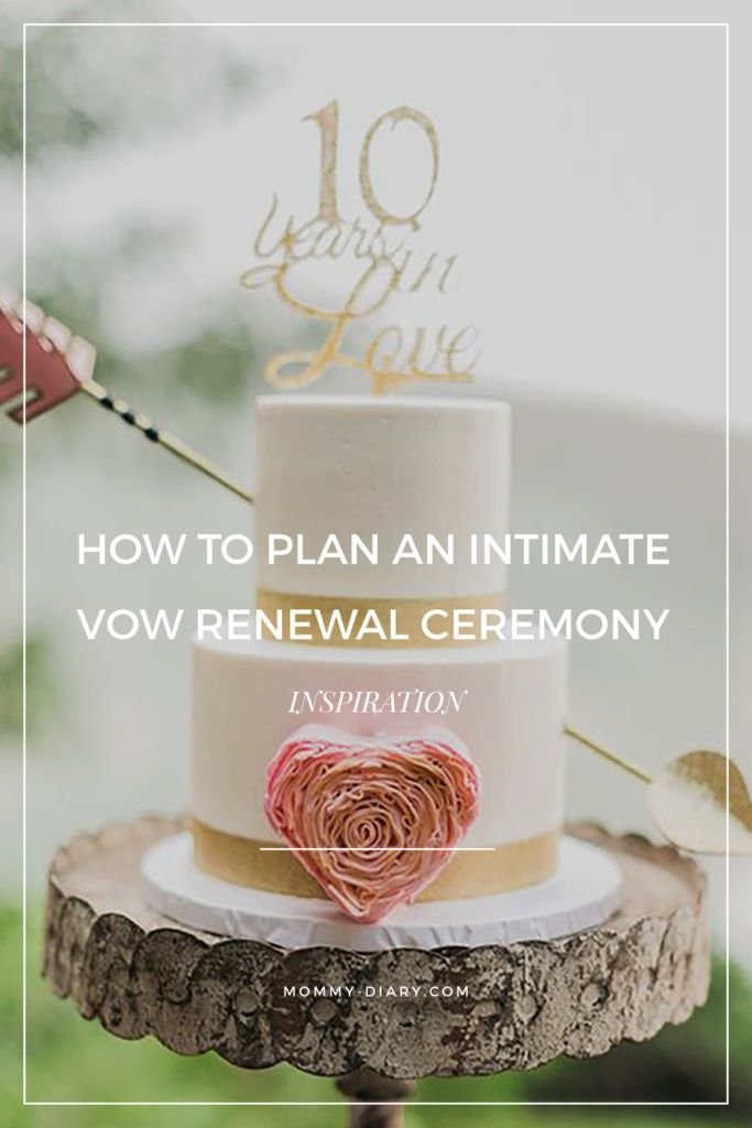 Backstory: When I married my husband in 2004, I dreamed about having a lavish ten year vow renewal ceremony with a ring upgrade (superficial, I know) at a beautiful 5-star luxury resort. I imagined a ...