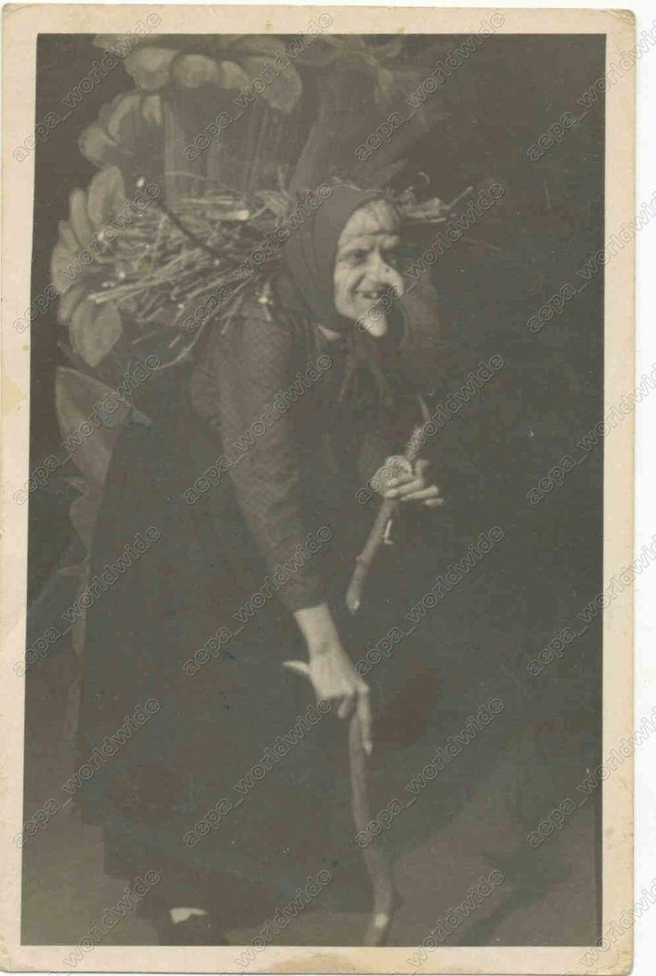 318 best Vintage Witch photographs images on Pinterest