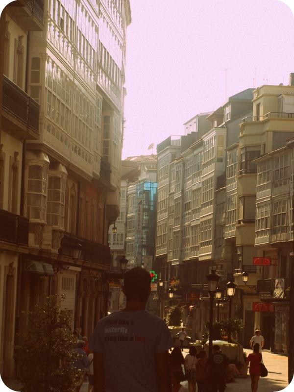 Calle Real - A Coruña