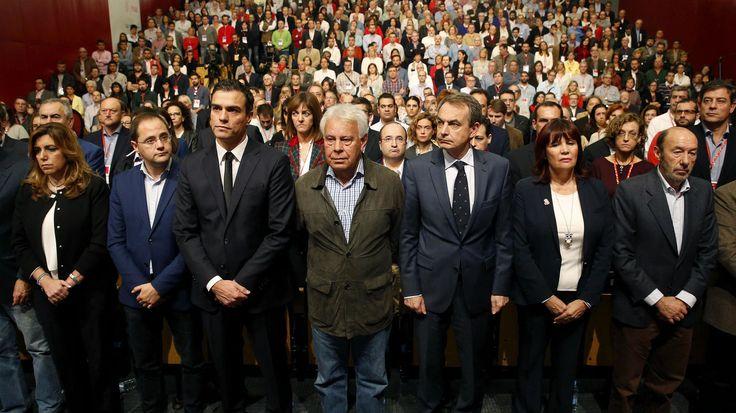 """""""Al igual que la Guerra Civil española supuso un claro antecedente ideológico a la II Guerra Mundial, el actual conflicto fratricida en el Partido Socialista español, parece resultar un adelanto de la inevitable crisis del modelo socialdemócrata en Europa.""""  https://dowjonesalabaja.wordpress.com/2016/09/29/los-dilemas-de-pedro/  Twitter: https://twitter.com/dow_baja Facebook: https://www.facebook.com/DOWJONES34/ Autor: https://twitter.com/SeijoDani"""