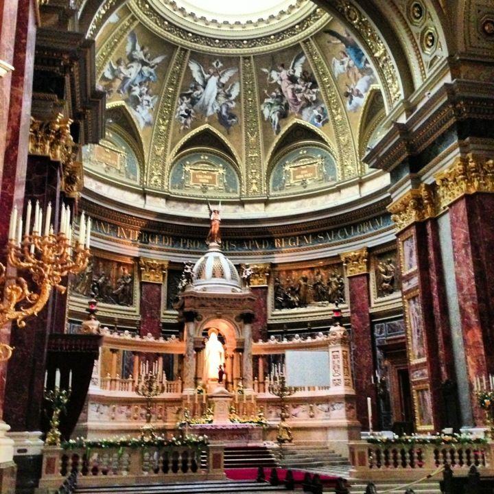 Szent István-bazilika, St. Stephen's Basilica