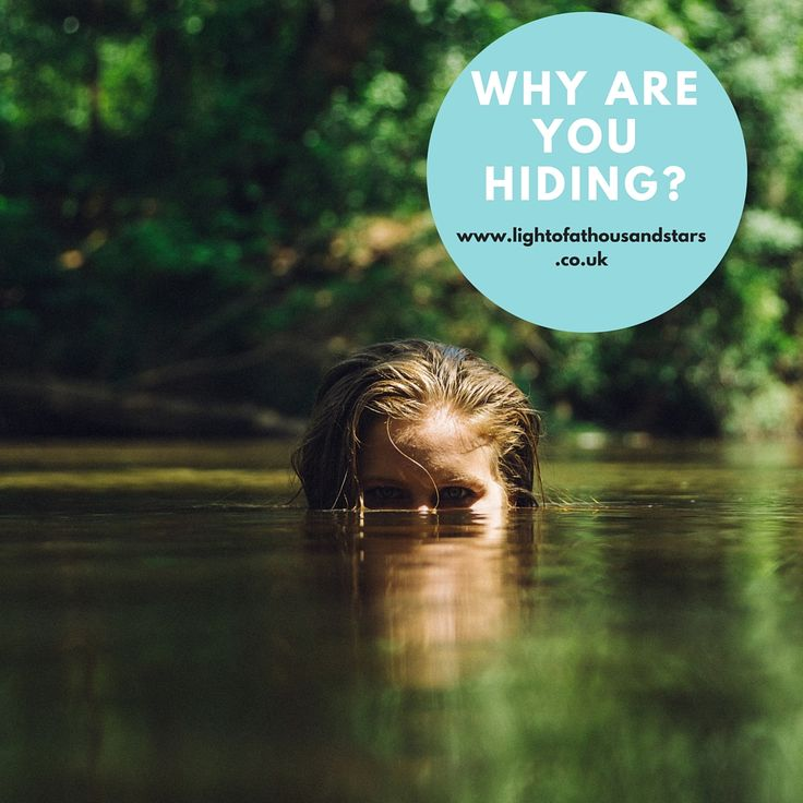 Why are you hiding?   What stops you being the leader you are born to be?   http://www.lightofathousandstars.co.uk/2016/06/why-are-you-hiding/