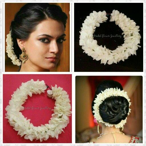 Artificial Hair Gajra By Bridal Flower Jewellery Www