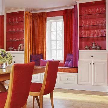 Home Tour Storage Savvy Split Level Renovation Dining Room
