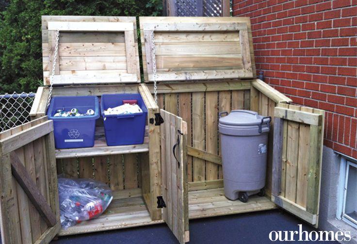 48 best images about diy recycle bins on pinterest quad. Black Bedroom Furniture Sets. Home Design Ideas
