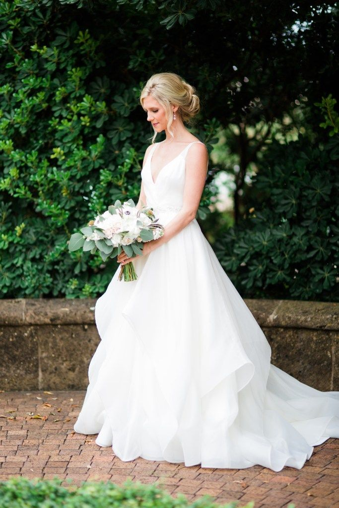 Finding The Perfect Wedding Dress My Bridals The Styled Petite