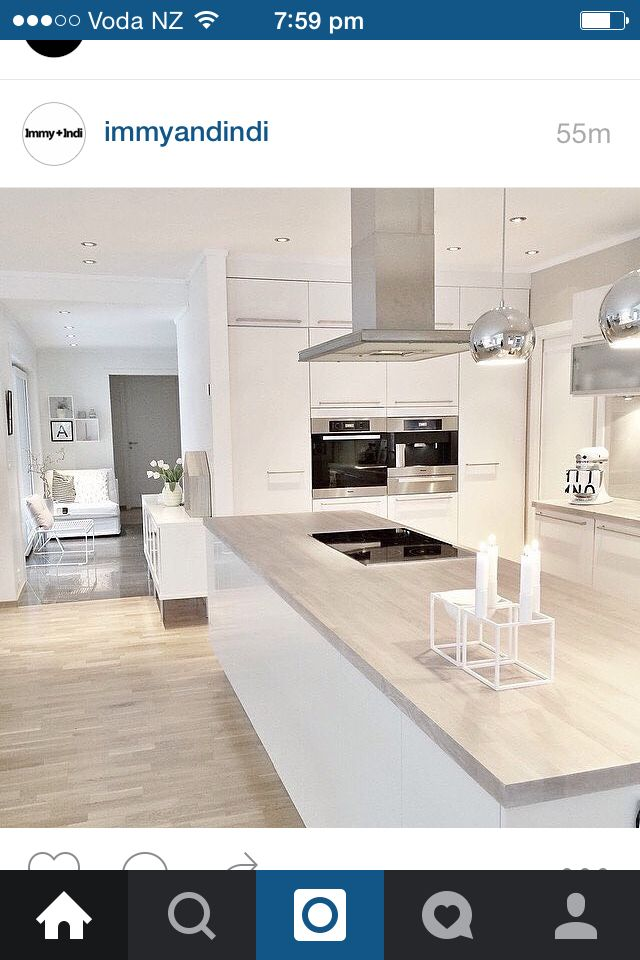 42 best Kochinsel images on Pinterest Kitchen modern, New