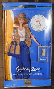 Barbie-collector-edition-sydney-2000-jeux-olympiques-doll-nrfb