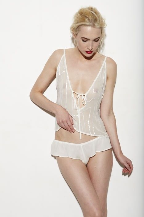 Lengerie for the wedding night? I'm sorry but this was just too cool not to post.