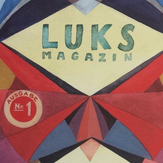 """Unterstützt die vierte Auflage des Illustrations-Magazins """"LUKS""""! #crowdfunding #startnext #illustration #art"""