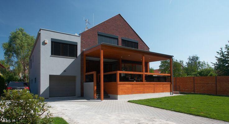 Rodinné domy - Stempel & Tesar