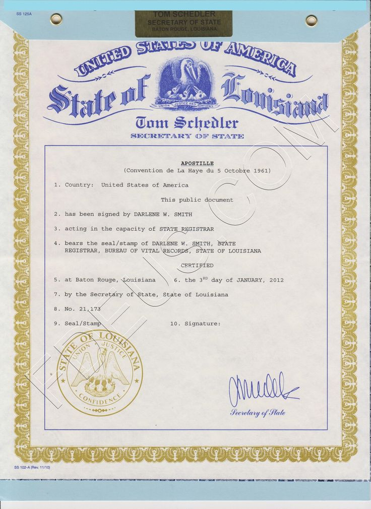 louisiana apostille  we provide fast and reliable apostille services from the state of louisiana