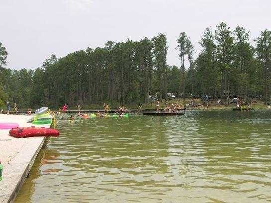 Swimming Area At Krul Recreation Area Munson Pool Near Milton Florida Favorite Places
