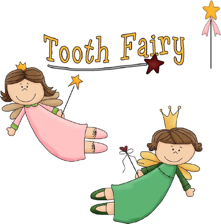 Tooth Fairy Books For Kids Printable