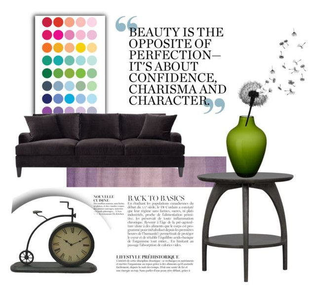 """""""Charisma. Home Interior"""" by princessbollywood ❤ liked on Polyvore featuring interior, interiors, interior design, home, home decor, interior decorating, Anja, St. Croix, Villeroy & Boch and Aspire Home Accents"""