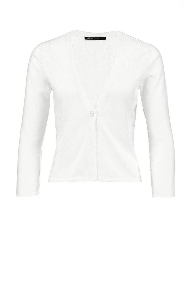 Fezzie vest wit