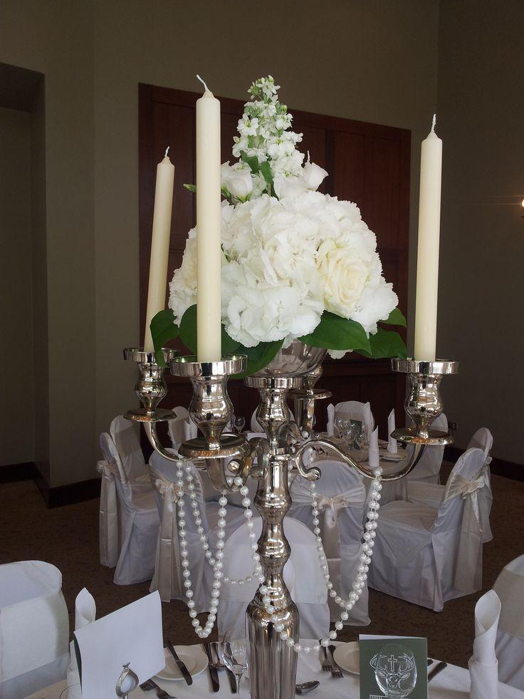 Vintage candelabra