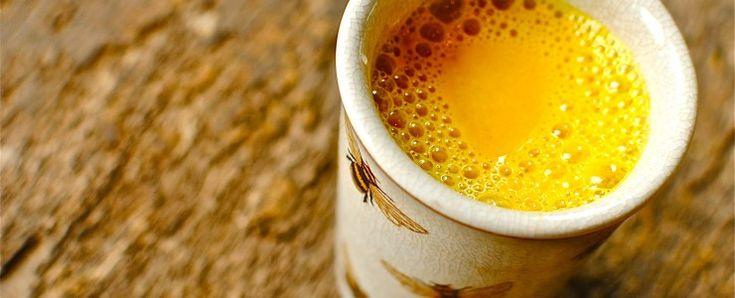 Recette du lait d'or: cette boisson simple peut changer votre vie.