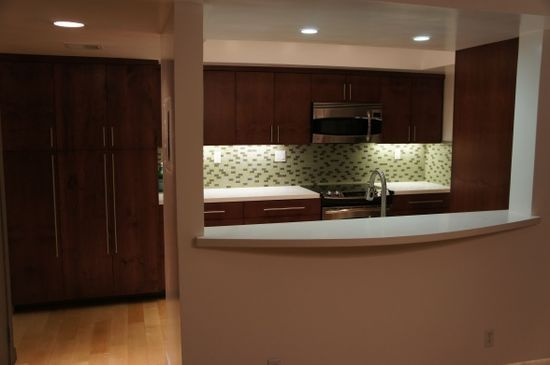 24 best ideas about small kitchen ideas on pinterest - Modern galley kitchen design ideas ...