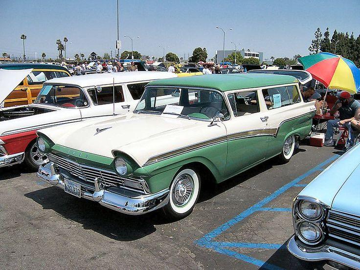 1957 Ford Del Rio - Station wagon - Wikipedia