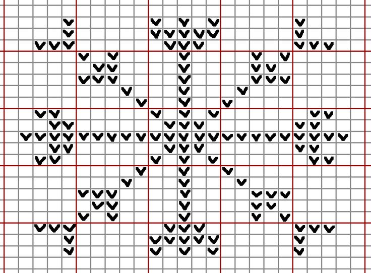 9 best Christmas Graph Patterns images on Pinterest   Beads ...