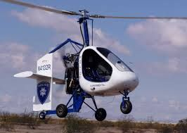 2003 American Autogyro Sparrowhawk (EE.UU.)