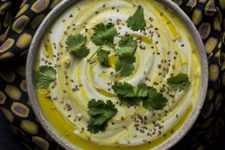 Velouté de Butternut à la Thaï [Vegan + Sans Gluten]
